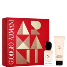 Sì Eau De Parfum Gift Set For Her