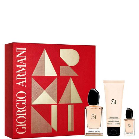 Sì Eau De Parfum Gift Set For Her, ${color}