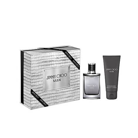 Jimmy Choo Man 50ml EDT and Shower Gel 100ml, ${color}