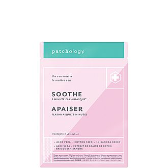 Soothe FlashMasque Facial Sheet Mask