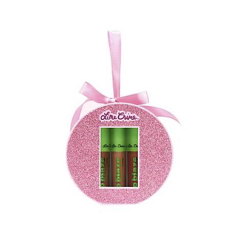 Blazin' Holiday Mini Lip Blaze Set, ${color}