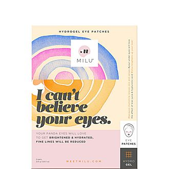 I Can't Believe Your Eyes. Hydrogel Eye Patches 2 pairs