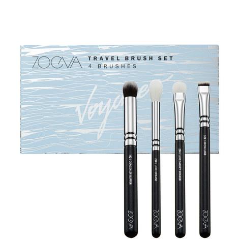 Voyager Travel Brush Set, ${color}