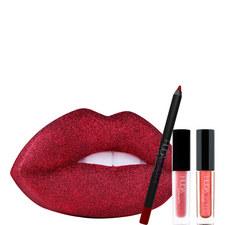 Contour & Strobe Lip Set