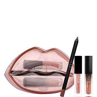 Matte & Cream Lip Set