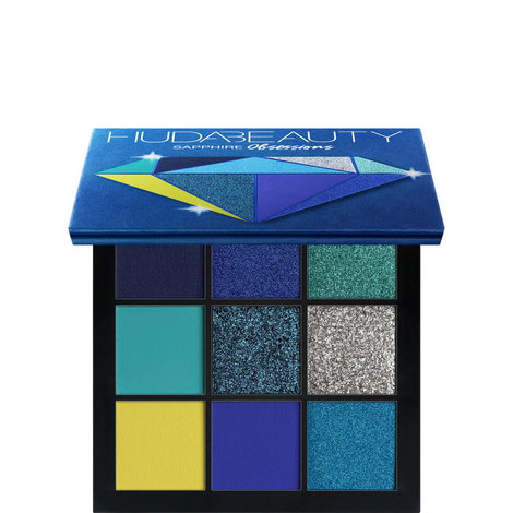 Sapphire Obsessions Eyeshadow Palette, ${color}