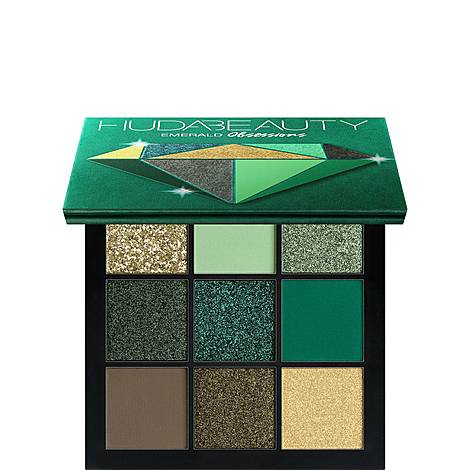 Emerald Obsessions Eyeshadow Palette, ${color}
