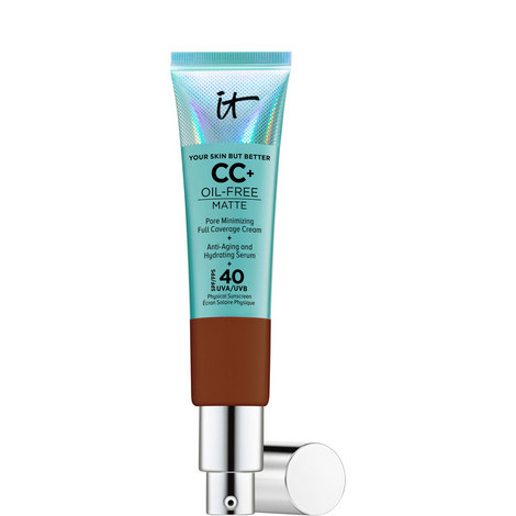 Your Skin But Better CC+ Oil-Free Matte with SPF 40, ${color}