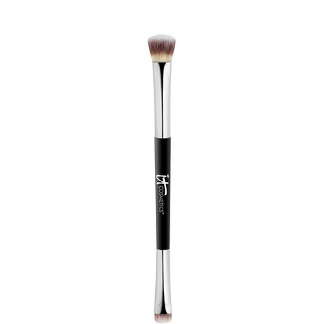 Heavenly Luxe No-Tug Dual Eyeshadow Brush #5, ${color}