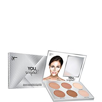 You Sculpted!™ Contouring Palette