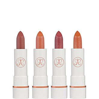 Mini Matte Lipstick 4-Piece Set