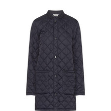 Lightweight Quilted Coat