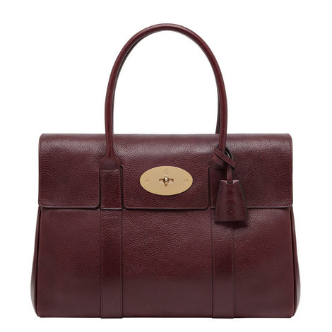 Bayswater Natural Leather Bag, ${color}