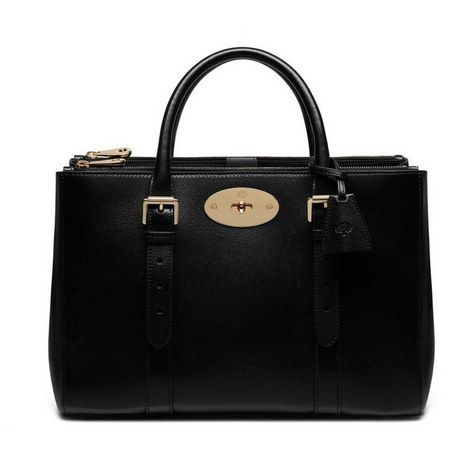 MULBERRY Bayswater Double Zip Tote Medium fb9d14473e12b