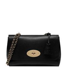 Lily Goat Medium Leather Bag