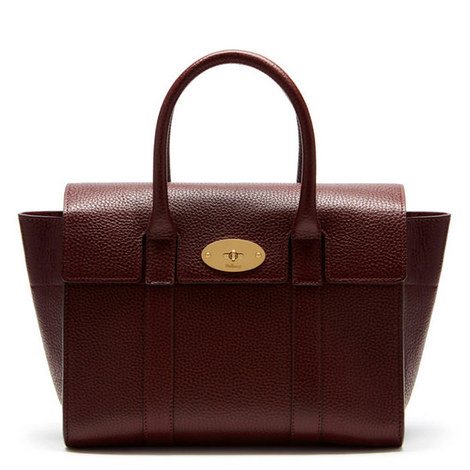 Bayswater Small Leather Bag, ${color}