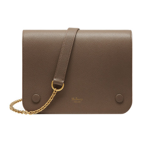 Clifton Classic Grained Leather Crossbody, ${color}