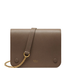 Clifton Classic Grained Leather Crossbody