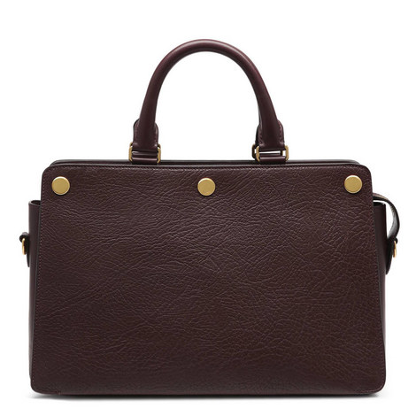 Chester Leather Satchel, ${color}