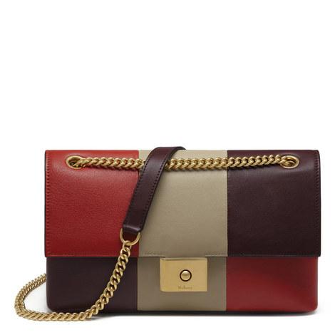 Cheyne Chain Detail Shoulder Bag, ${color}
