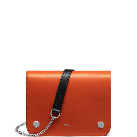 Clifton Classic Leather Crossbody, ${color}