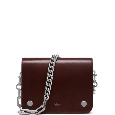 Clifton Crossboarded Leather Crossbody, ${color}