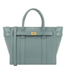 Bayswater Grained Leather Bag Small