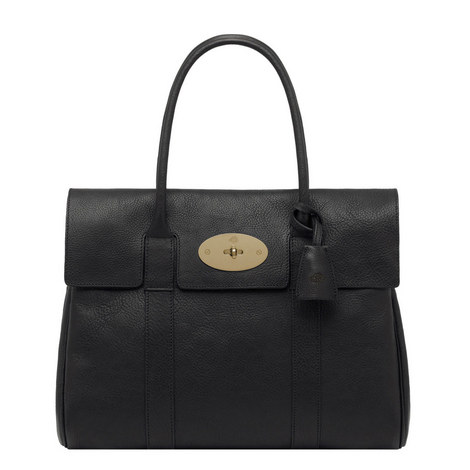 Bayswater Natural Leather Bag, ${color}