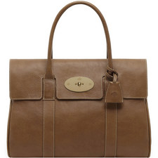 Bayswater Natural Leather Bag