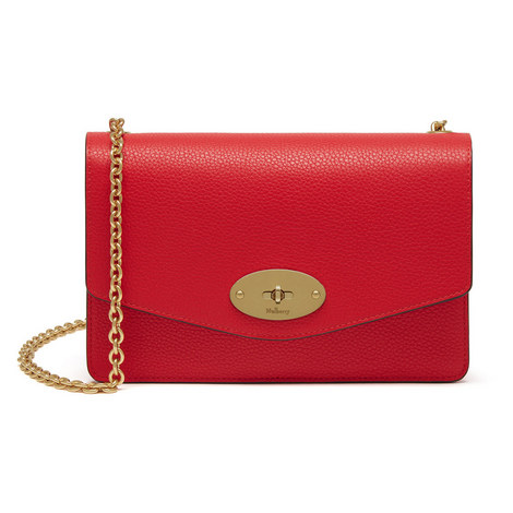 MULBERRY Darley Classic Grain Small 80dc18878a398