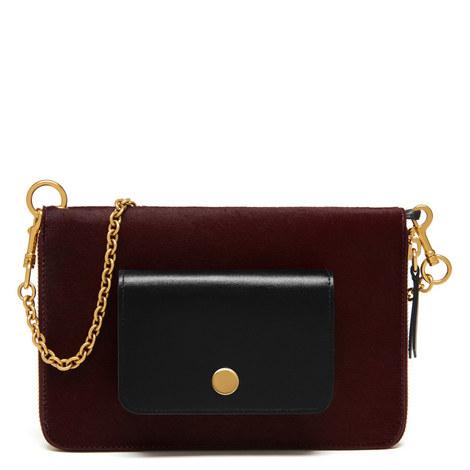 Zip-Around Clutch Wallet, ${color}