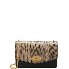 Darley Snakeskin and Smooth Calf Bag Small