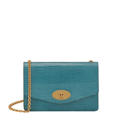 Darley Embossed Leather Bag Small