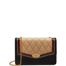 Darley Quilted Calf Leather Bag