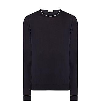 Astin Tipped Sweater