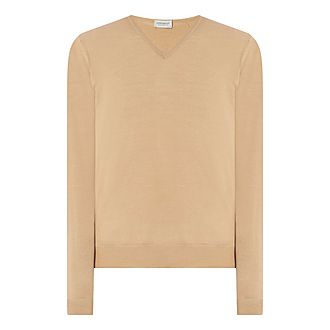 Blenheim V-Neckline Sweater