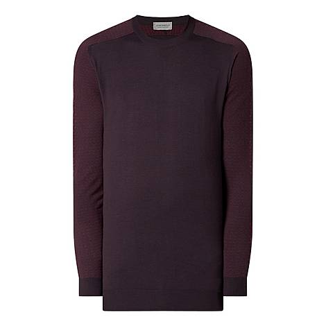 Discover Jacquard Sweater, ${color}