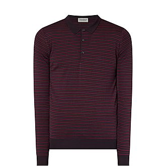 Jovan Stripe Polo Shirt