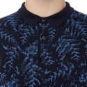 Kimball Jacquard Polo Shirt, ${color}