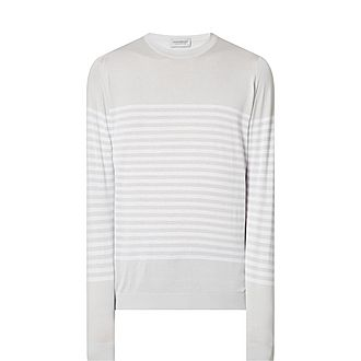 Palter Striped Sweater