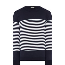 Palter Stripe Sweater