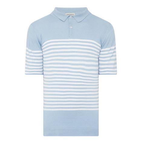 Ronli Stripe Polo Shirt , ${color}