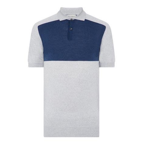 Saba Block Polo Shirt , ${color}