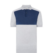 Saba Block Polo Shirt