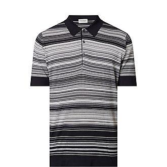 Timber Striped Polo Shirt