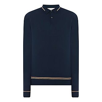 Teeby Long Sleeve Polo Shirt