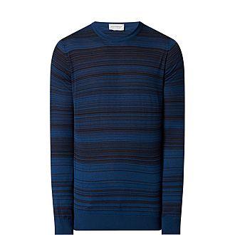 Woodland Stripe Sweater