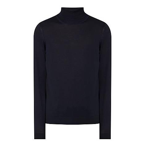 Muso Polo Neck Sweater, ${color}