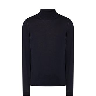 Muso Polo Neck Sweater
