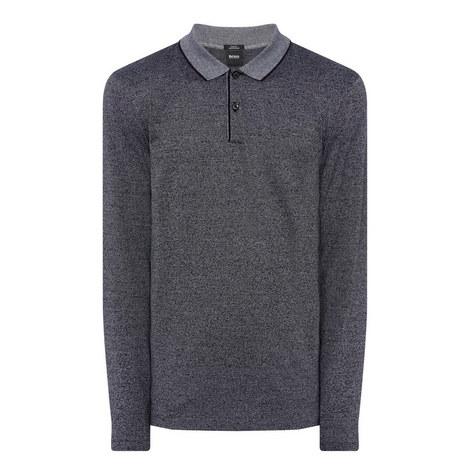 Paschal Long Sleeve Polo Shirt, ${color}
